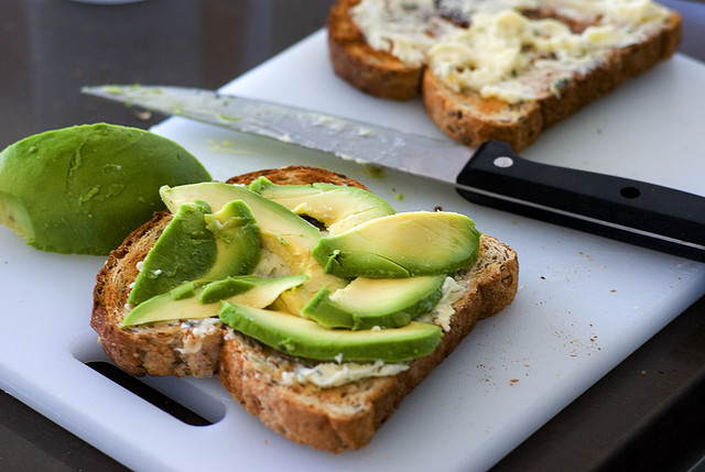avocado toaste