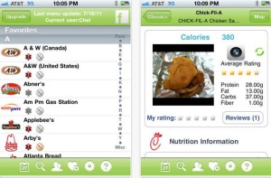 Restaurant Nutrition