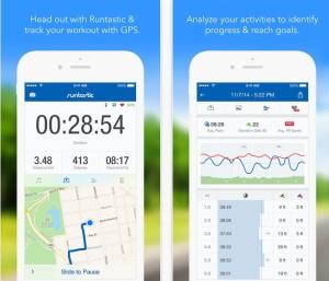 Runtastic GPS APP